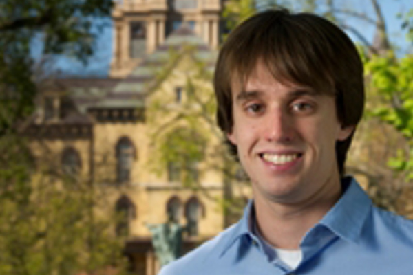 Senior Patrick O'Hayer co-authors paper in Journal of Neuroscience
