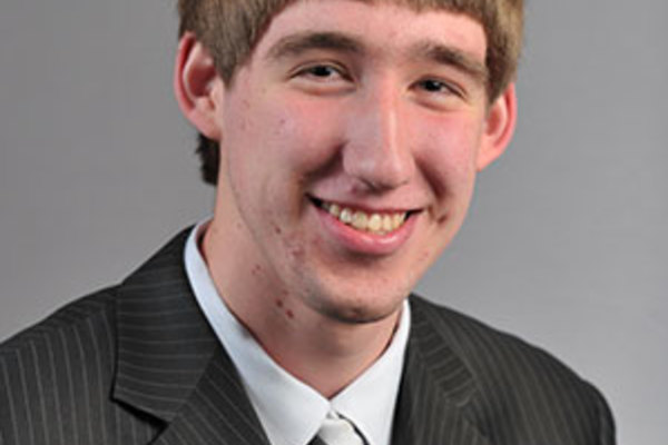 Glynn Scholar Caleb Pine One of Two Juniors Named Truman Scholars
