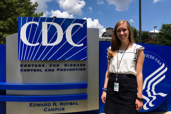 Glynn Senior, Kristin Andrejko, Published in Travel Medicine and Infectious Disease