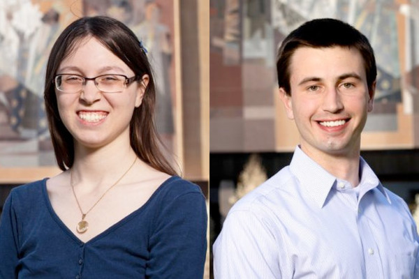 Glynn Scholars Win Library Research Awards