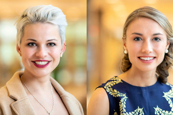 Sofia Carozza named valedictorian; Annelise Gill-Wiehl selected salutatorian