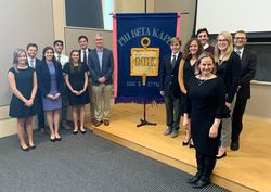 2019 Phi Beta Kappa Early Inductees Web