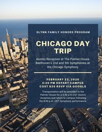 2020 Upperclassmen Chicago Day Trip
