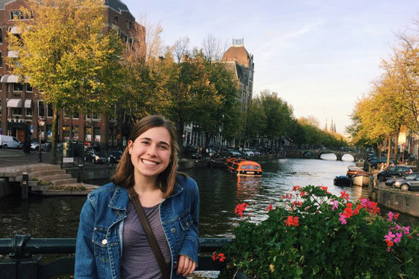 In pursuing a senior thesis that blends political science, peace studies, and sustainability, Glynn Scholar discovers research requires discernment