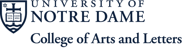 University of Notre Dame: College of Arts & Letters
